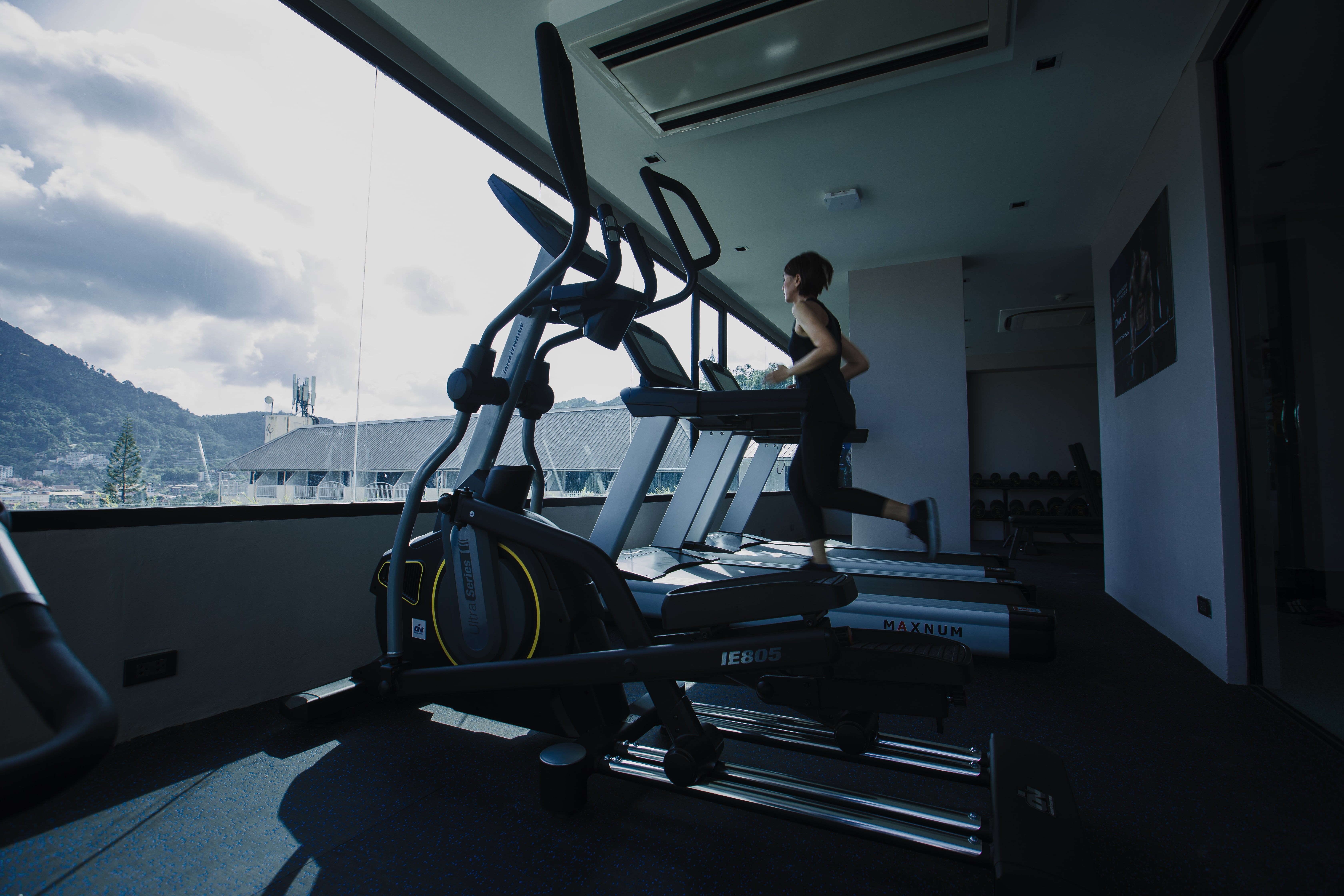 hotel with fitness in patong