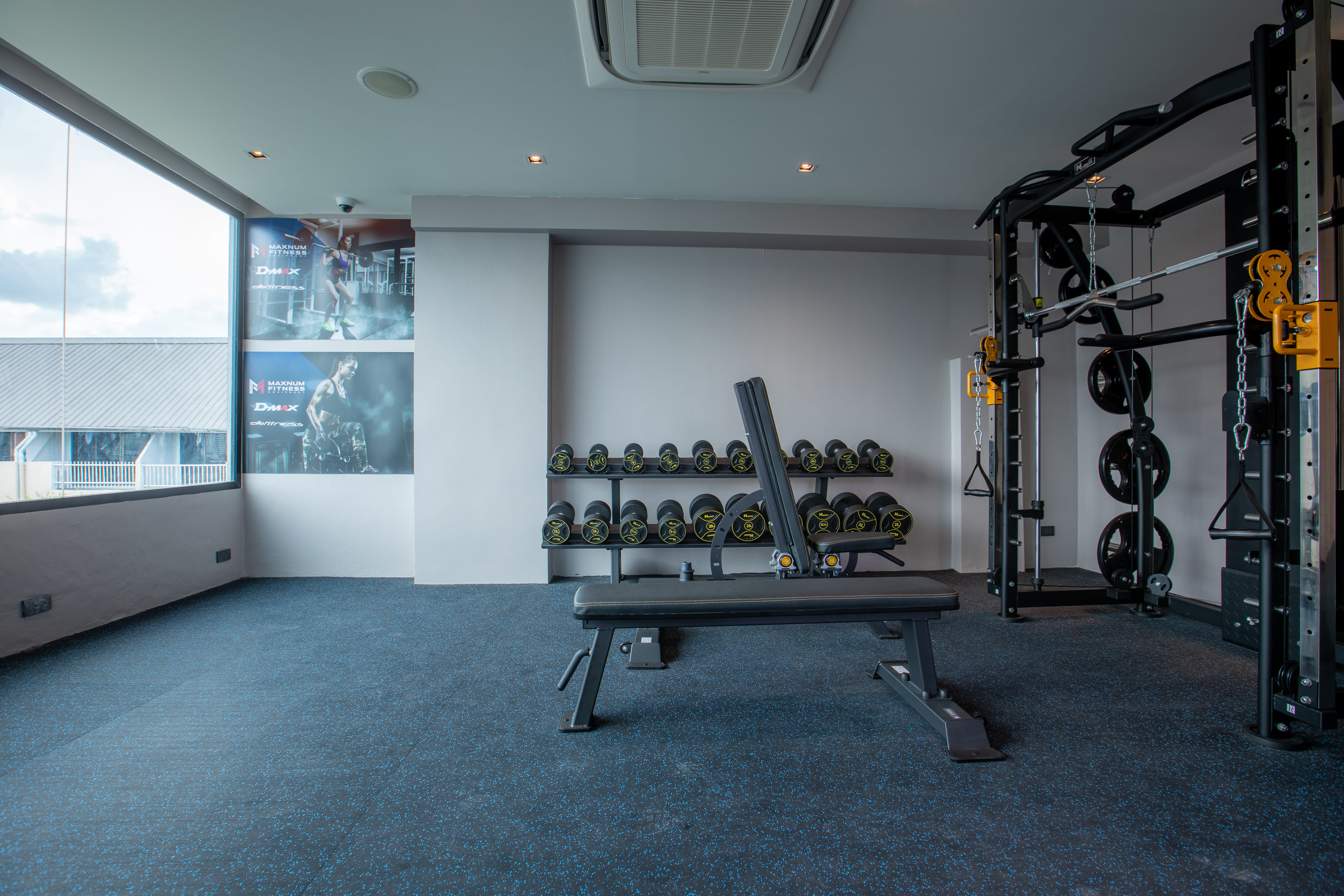 hotel with gym in patong